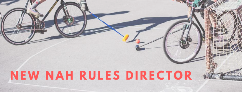 RULES Director announcement