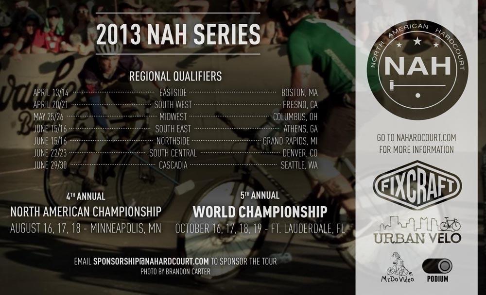 2013 NAH Series
