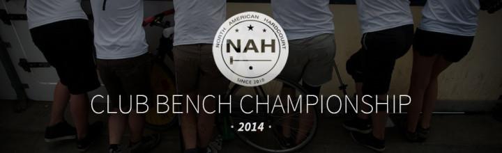 NAH Club Bench Championship